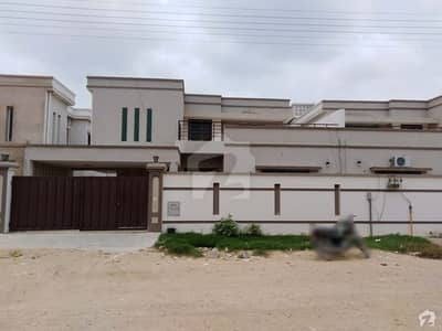 West Open Brand New SD House For Sale In Falcon Complex New Malir