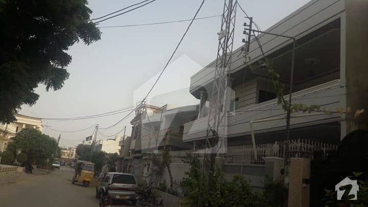 Brand New 400 Sq Yards Double Storey Bungalow For Sale