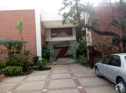 Residential Bungalow Available For Rent In Old Clifton Karachi