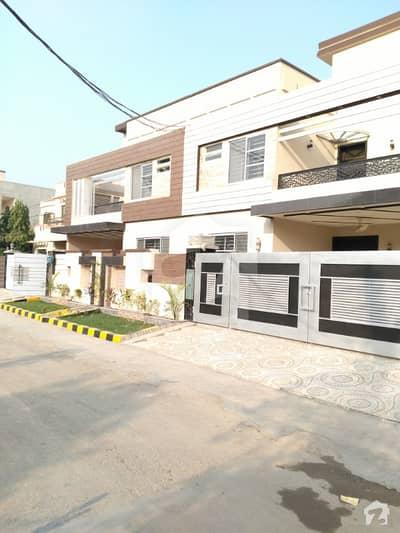 Revenue society block A 16 and 14Marla duplex bungalow for sale facing park  corner