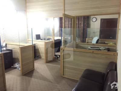 1 Kanal Furnished Commercial House For Rent Vacant For Office
