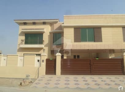 West Open Brand New Brigadier House For Sale In Askari 5 Sector H