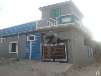4. 5 Marla Corner Single Storey House At Adiala Road  For Sale