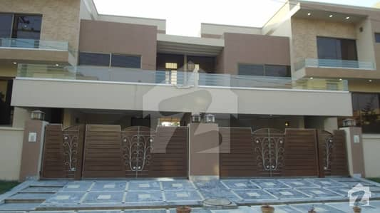 Brand New Double Storey Pair House For Sale With Basement