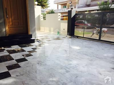I-8/2 Brand New Luxury Ground Portion Tile Flooring Separate Gate Near To Shifa Hospital 2 To 3 Car Parking Final 95000