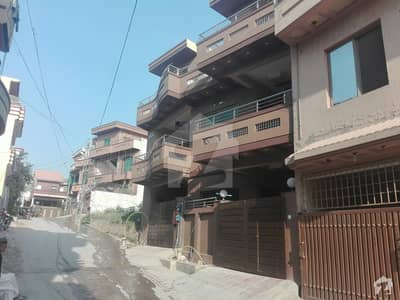 5 Marla Pair House Double Storey For Sale On Main Shalley Valley Range Road Near Amaranth School