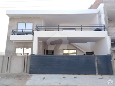 10 Marla Double Storey House For Sale.