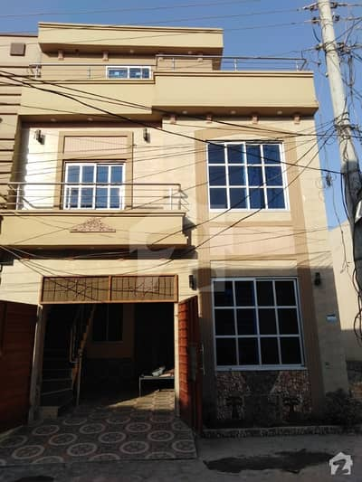 5 Marla Double Storey House For Sale On Prime Location