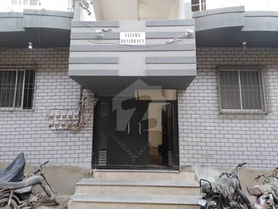 1100 Square Feet Flat Is Available Sale