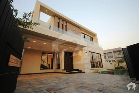 1 Kanal Brand New With Basement Bungalow For Sale DHA Phase 6 Near Big Park