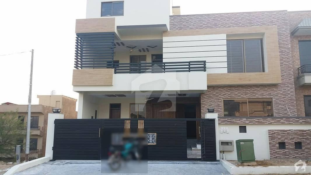 Triple Portion House Is Available For Sale In G -15 / 3
