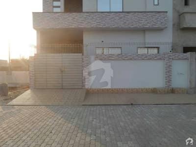 Double Storey Brand New Beautiful House For Sale At Al Kheer City, Okara