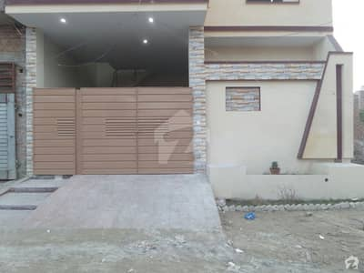 Double Storey Brand New Beautiful House For Sale at Hassan Block, Okara
