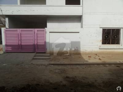 Double Storey Brand New Beautiful Corner House For Sale At Hassan Block, Okara