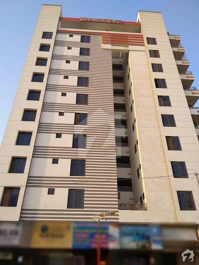 4th Floor West Open Flat Is Available For Sale At Shanzil Golf Residencia Malir Cantt