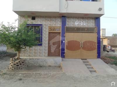 Double Storey Beautiful House For Sale At Al Rehman Town Okara