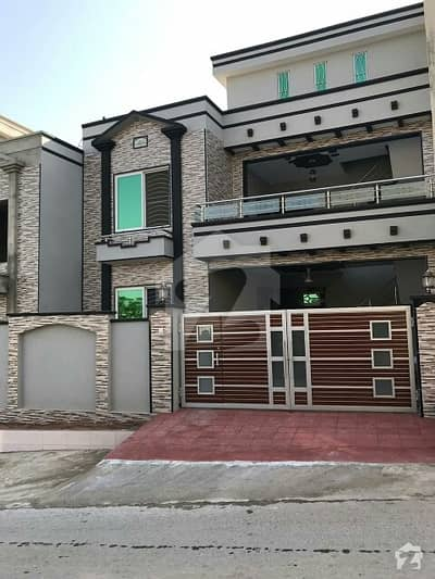 Brand New Double Storey House For Sale In Adiala Road Gulshan Abad