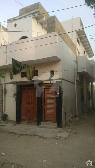 60 Sq Yd House For Sale