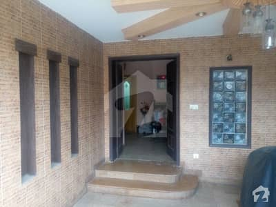 10 Marla Used House For Sale At Reasonable Price