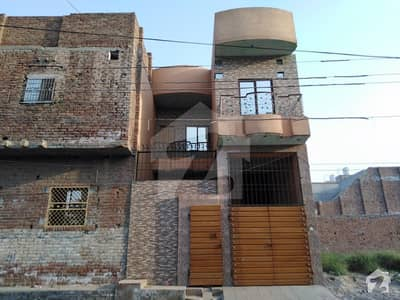 House Is Available For Sale In Professor Block