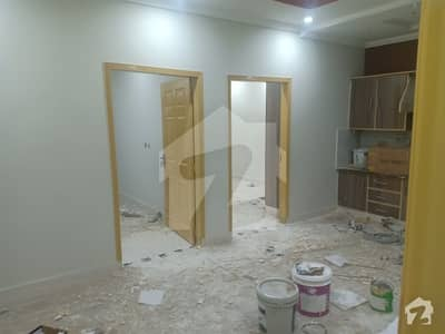 Brand New 1 Bed Flat Is Up For Rent In Pak Arab Society Phase 2 - Block F1