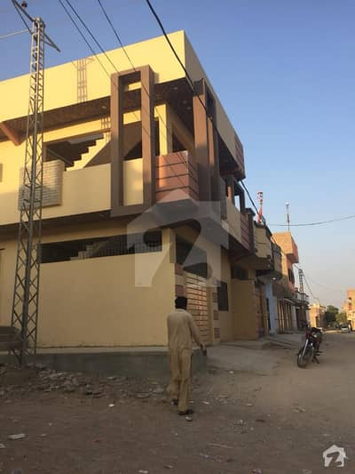 Double Storey Bungalow Is Available For Sale On Jamshoro Road