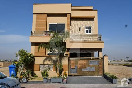 6 Marla Double Storey State Of The Art House In Bahria Town Phase 8 - Sector E-1