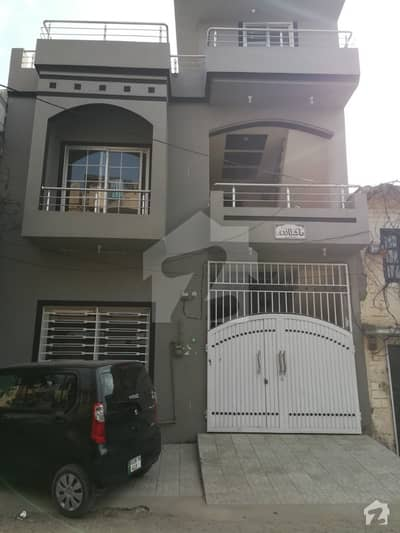4 Marla Brand New House  40 feet wide Road For Sale