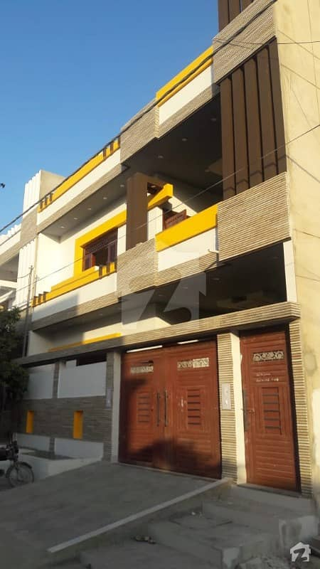 240 Sq Yards Brand New Bungalow For Sale In Gulistan-E-Jauhar