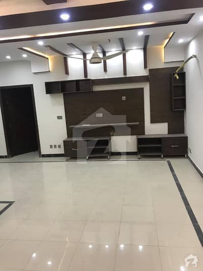 4 Bed Brand New Beautiful House With Basement Is Available For Rent