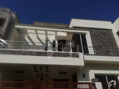 Brand New House Ground Portion In Cbr Town D Block