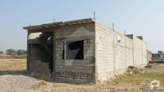 3. 2 Marla (20x40) Structure House For Sale