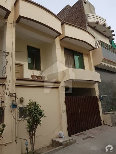 Ideal Home For Sale In Muslim Town 1 Near Allied Morr Chowk Sargodha Road