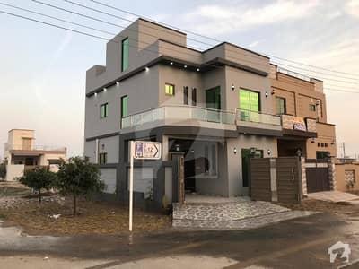 5 Marla Corner House # 398 Block F