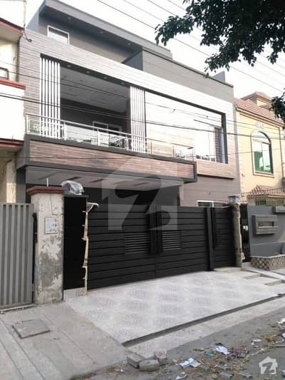 Punjab Govt Phase I 10 Marla Brand New Awesome Double Storey Bungalow Is Available For Sale