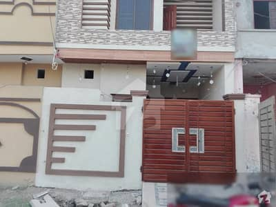 Double Storey Brand New Facing Park House Available For Sale