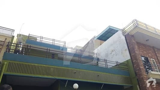 30x60 3 Storey House Is For Sale On A Very Reasonable Demand Of 2. 6 Crores