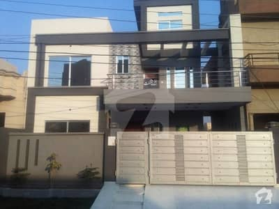 10 Marla Brand New Gorgeous Awesome Bungalow For Sale In Wapda Town Lahore