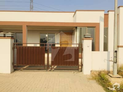 5 Marla Singal Storey House For Sale In P Block Khayaban E Amin