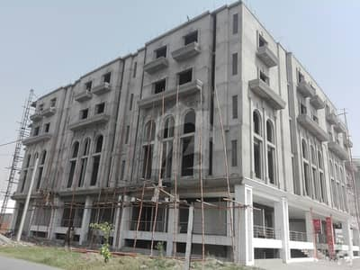 4th Floor Single Bed Flat Available For Sale At Saramco Center