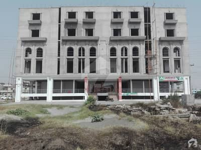 Third Floor Single Bed Flat Available For Sale At Saramco Center