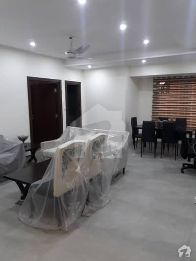 Brand New 2 Bedroom Flat For Sale In Main Boulevard Gulberg Lahore