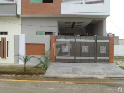 Double Storey Brand New Beautiful House For Sale At Crown City Okara