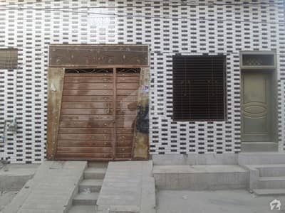 Triple Storey Brand New Beautiful House For Sale at Peoples Colony Okara