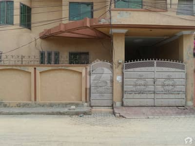 Double Storey Beautiful Corner House For Sale In Usman Block Okara