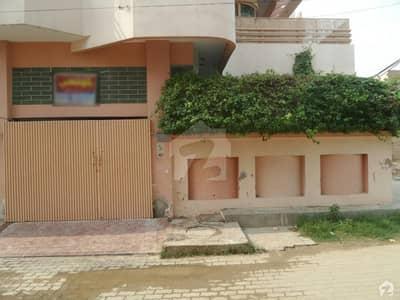 Double Storey Beautiful Corner House For Sale In Faisal Colony Okara