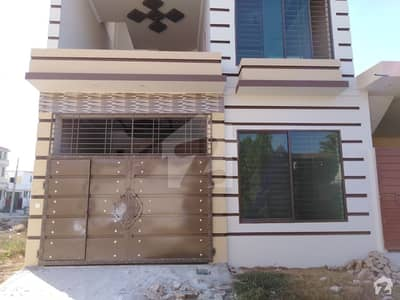 4. 25 Marla Double Storey House For Sale