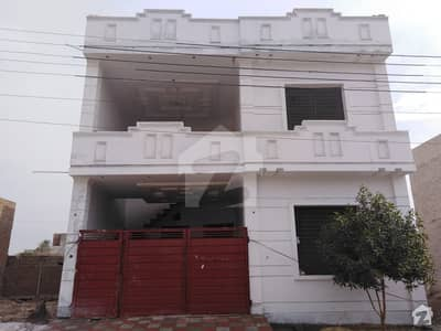 5 Marla Double Storey House For Sale At Park Facing