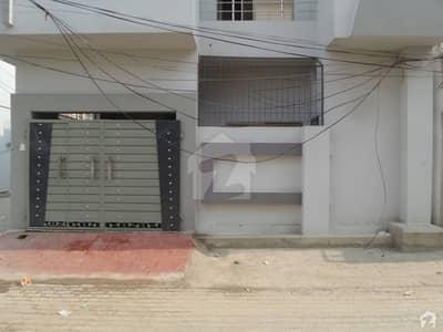 Double Storey Brand New Beautiful Corner House For Sale At Faisal Colony, Okara