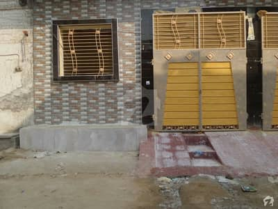 Single Storey Brand New Beautiful House For Sale at Al Qadoos Town, Okara